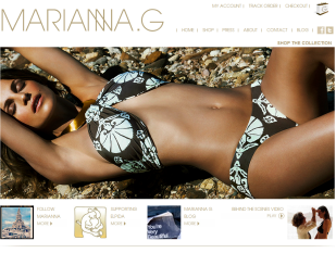 Marianna.G Swimwear Designs